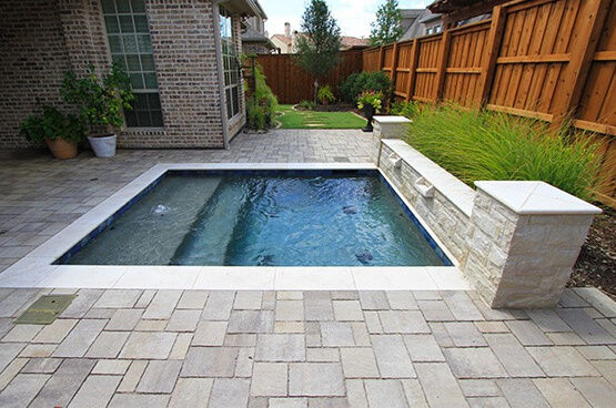 Tile Pool Remodeling